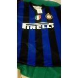 Camiseta Del Inter De Milan Original
