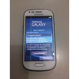 Samsung Galaxy S3 Mini I8190 8gb 5mp 3g - Linha No Display