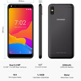 Doogee X53 2018 Dual Sim. Android 7.0 16gb Rom