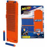 Nerf - Cartuchera Pack De 18 Dardos Clip Modelo Elite