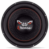 Subwoofer 15p Bomber Bicho Papão - 800 Watts Rms - 4+4 Ohms