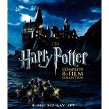 Harry Potter Colección Bluray 8 Peliculas