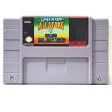 Cartucho 5 In 1 Super Mario All-stars + Super Mario World