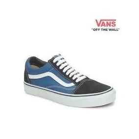 Zapatillas Vans Mod Old Skool!!! 100% Original! Navy/white!