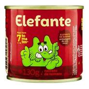 Lata De Extrato De Tomate Elefante - 130g