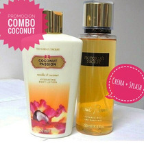Splash Y Crema Victorias Secret Importados Nueva Coleccion