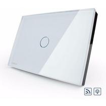 Interruptor Touch Livolo 1 Via S/ Dimmer Opcão Contr.remoto*