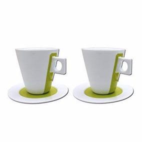 Kit De 2 Tazas C/platos Originales Dolce Gusto. Envio Gratis