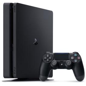 Playstation 4 Frete Gratis Barato Slim 500gb Sony Ps4 Bivolt