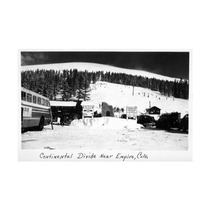 Co, Continential Divide At Berthoud Pass Near Empire Print