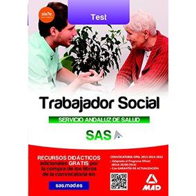 Trabajadores Sociales Del Servicio Andaluz De Salud. Test;