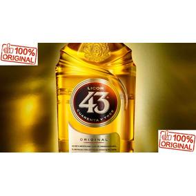 Licor 43 Cuarenta Y Tres 700ml Original / Envio Imediato