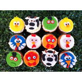 Cupcakes Artesanales Temáticos