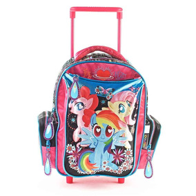 Mochila Con Carro My Little Pony 12