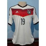 Camisa Da Alemanha Branca 2014 no Mercado Livre Brasil 7812f90fb385c