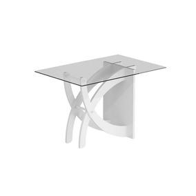 Mesa De Jantar Cimol Flvia 120 X 80 Branco