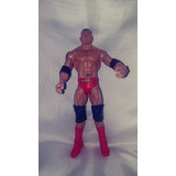 Figura Wwe Mattel Luchador El Animal Batista Basico