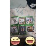 Xbox One De 500 Gb Con Todos Esos Juegos + 6 Digitales