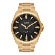 Relógio Orient Masculino Dourado Mgss1174 P1kx Original
