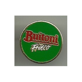 Pin Marcas Logotipo Buitoni Fresco