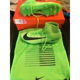 Nike Mercurial Tachos Seminuevos 2 Puestas