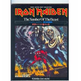Partituras Guitarra Rock Iron Maiden The Nomber Of The Beast