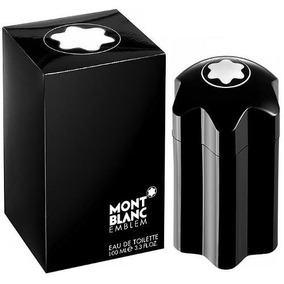 Perfume Masculino Mont Blanc Emblem 100ml Edt Frete Grátis.