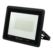 Reflector Led 100w Exterior 7500 Lumens Premium Con Soporte