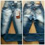 Calça Jeans Feminina Patogê Skinny Com Lycra