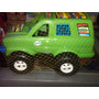Camioneta Plastico 4x4 Juguete Grande Para Niños Regalo