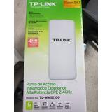 Tp-link, Punto De Acceso Inalámbrico Tl-wa5210g