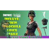 Skins Fortnite Unicos + Pico Vip + Baile Nuevo Ps4/pc/xbox