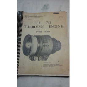 Livro Tde 731 Turbofan Engine Study Guide
