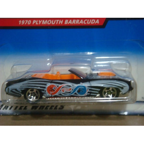 Hot Wheels 1998 1970 Plymouth Barracuda Collector 732