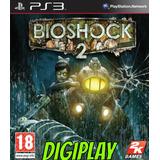 Bioshock 1 Y 2 Ps3 - Digitalgames- Combo - Entrega Inmediata