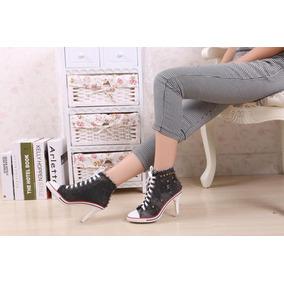 Tenis Sapato De Salto Importado Chega Entre 34 - 60 Dias