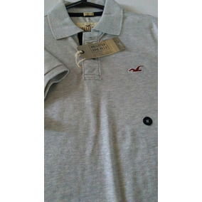 ff4373543b Playeras Tipo Polo Hollister Y American Eagle