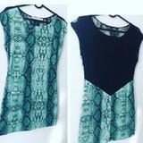 Vestido Lindo Aquamar M