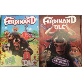Libro De Colorear Olé Ferdinand