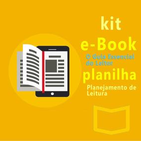 Ebook Guia Essencial Do Leitor E Tabela Planejamento Leitura