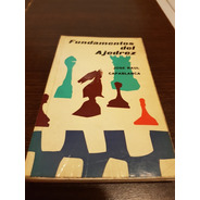 Libro Ajedrez - Fundamentos Del Ajedrez De Capablanca