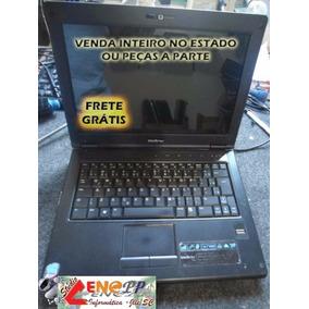 Notebook Intelbras I62 (inteiro Ou Partes) Frete Grátis