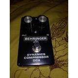 Pedal Behringer Dc9