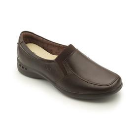Zapato Flexi Dama 48302 Chocolate Casual