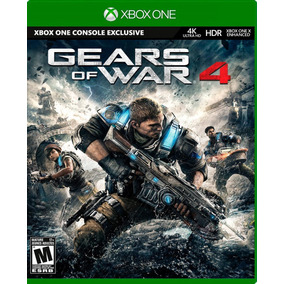 ..:: Gears Of War 4 En 4k ::.. Para X Box One