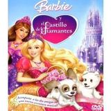 Dvd Barbie En El Castillo De Diamantes - Navidad Dia De Niño