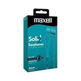 Audifonos Maxell Solids 2 Earphones Con Microfono