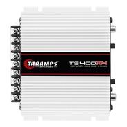 Modulo Taramps Ts 400x4 2 Ohm 400w Rms Ts 400 Automotivo