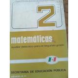 Libro Matemáticas 2 Auxiliar Didáctico Para El Segundo Grado
