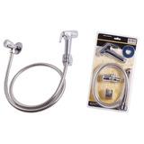 Ducha Higiênica Banheiro Registro Metal Completa! Qualidade!